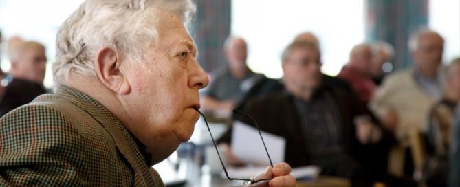 BIllede af møde med Danske Ældreråd