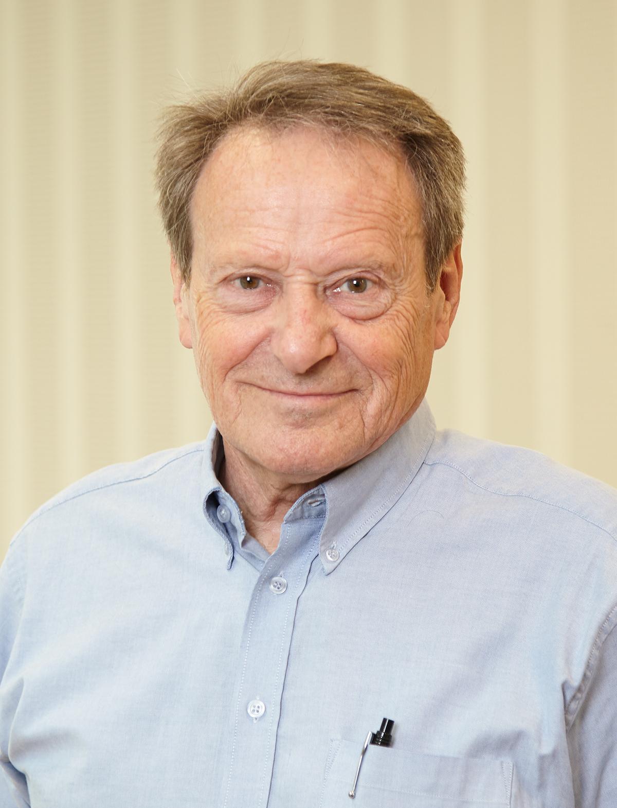 Dansk ældreråd Flemming Tejmers