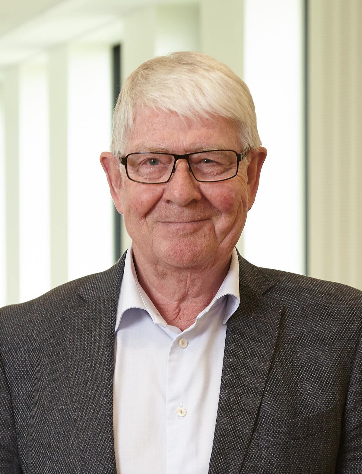 Dansk ældreråd Mogens Rasmussen
