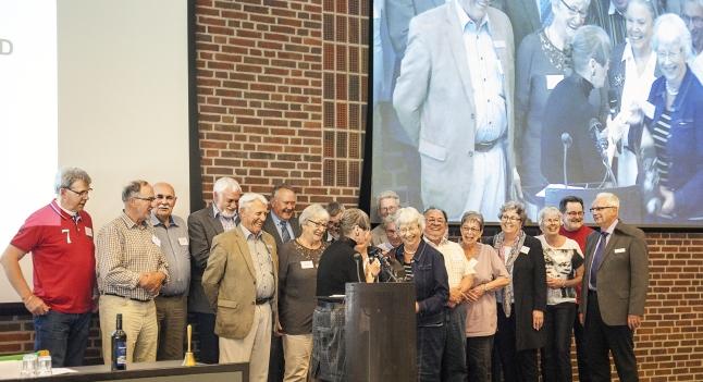 Ny og gl. bestyrelse 2013